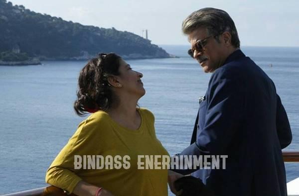 Anil Kapoor Wife