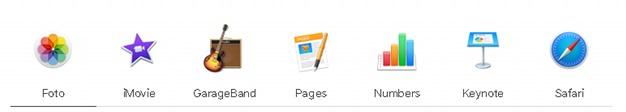 Aplikasi Bawaan Mac