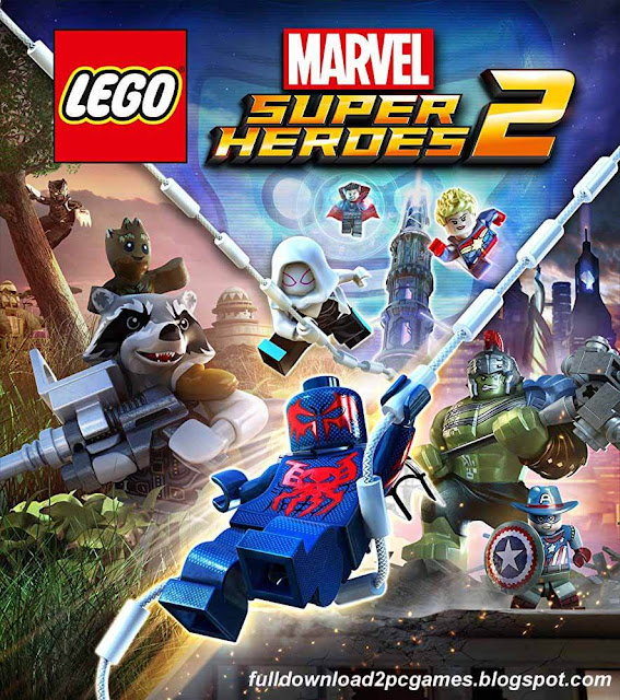 LEGO Marvel Super Heroes 2 Free Download PC Game