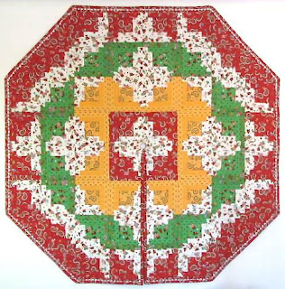 Animal Crackers Tree Skirt Free Pattern By Reene Witchard At Nellies Niceties The Gray Version Was Made Robin