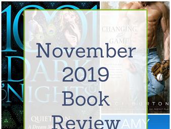 November 2019 Book Review Recap
