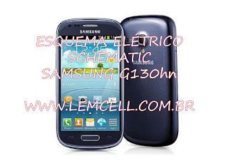 Esquema Elétrico Celular Smartphone Samsung Galaxy S3 Mini G730 V Manual de Serviço  Service Manual schematic Diagram Cell Phone Smartphone Samsung Galaxy S3 Mini G730