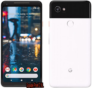 Google Pixel 2 XL Full Specifications And Price