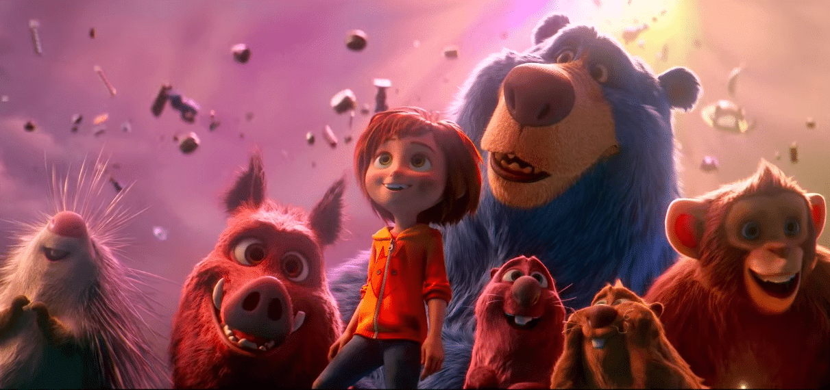 NickALive!: Paramount Animation and Nickelodeon Movies