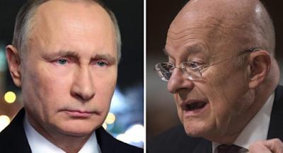 Motif 'Peretasan oleh Rusia'