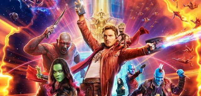 Guardianes de la Galaxia Vol 2, entre los estrenos del mes en QubitTV