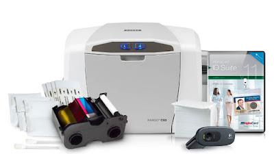 Laden Sie den Treiber Fargo C50 Card Printer herunter