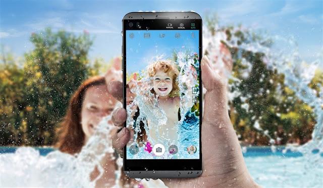 أل جي تعلن رسمياً عن هاتفها  LG Q8 القادم كنسخة مسخرة من الهاتف LG V20 وبمواصفات عالية