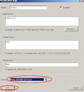Proxifier ialah sebuah tools yang dipergunakan untuk membelokkan jaringan komputer baik l Cara Setting Proxifer
