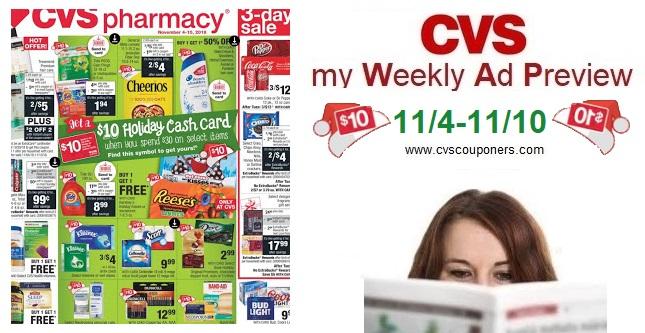 CVS Ad Preview