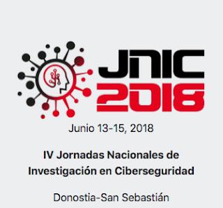JNIC 2018 imagen