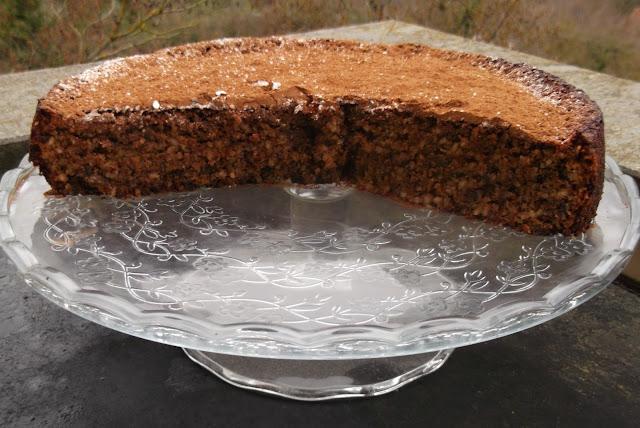 torta al nocino (simil persegani)