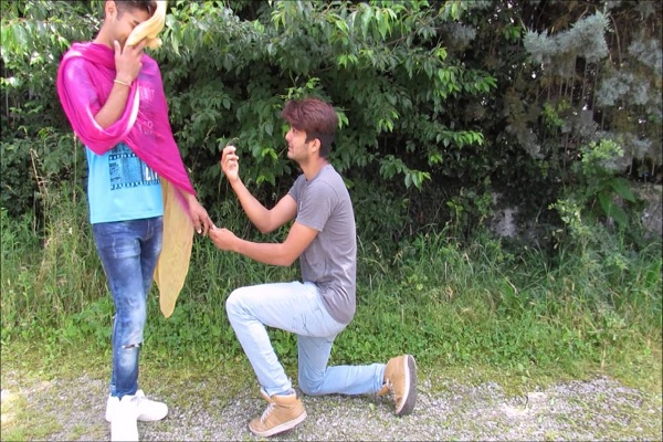Propose day for a boyfriend