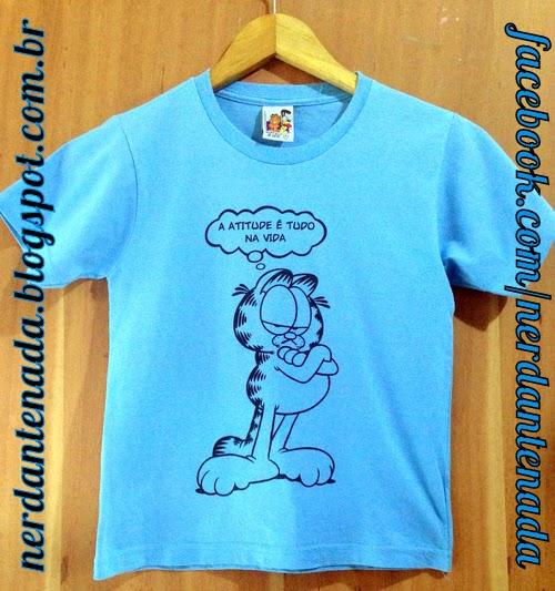 Nerd Antenada  Louca por camisetas  28 023d7835b09f1
