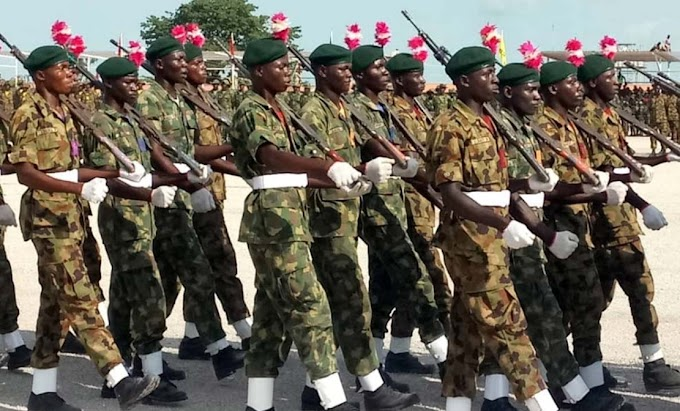 My dream to become a soldier By Idris Tauheed