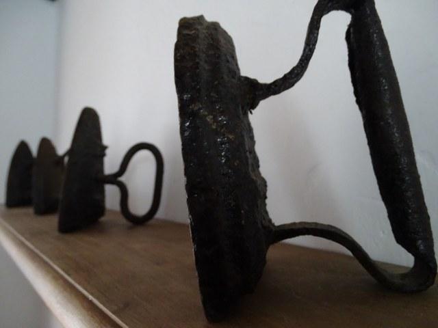 planchas hierro el gastor museo usos y costumbres