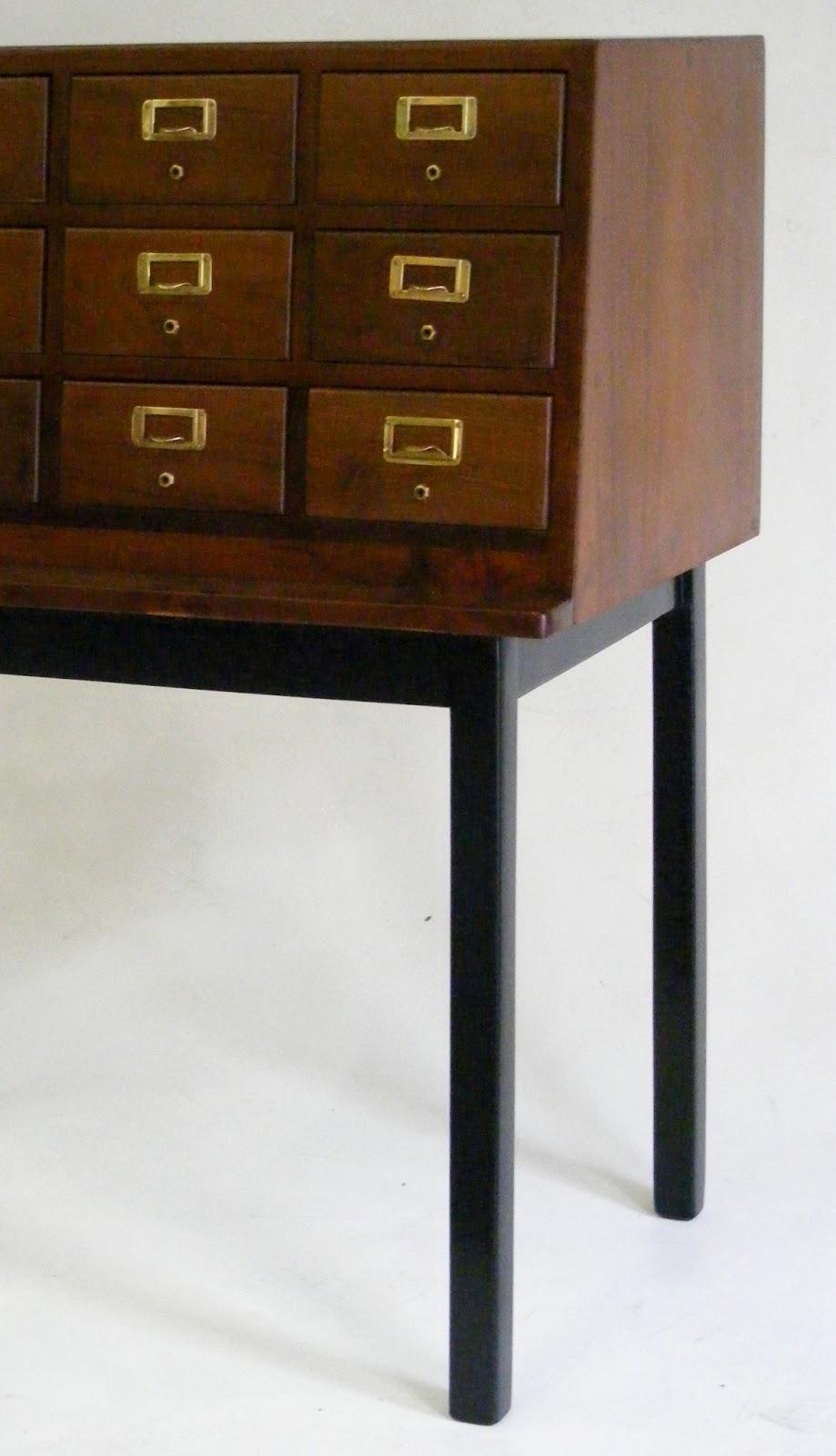 Retro Wooden Sideboard