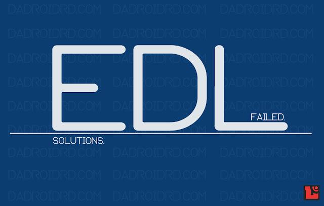 Xiaomi dan Redmi tidak bisa masuk Mode EDL, Cara atasi Xiaomi dan Redmi yang tidak bisa masuk Mode EDL, Mode EDL Xiaomi dan Redmi tidak bisa diakses, Cara agar Xiaomi dan Redmi bisa masuk Mode EDL