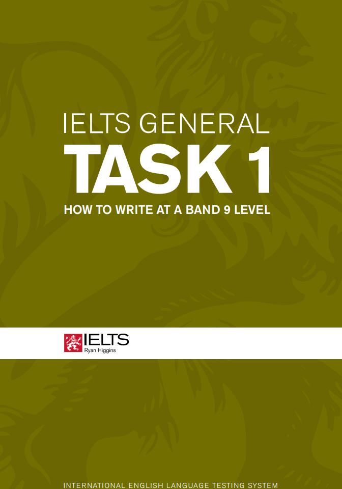 ielts writing task 1 general