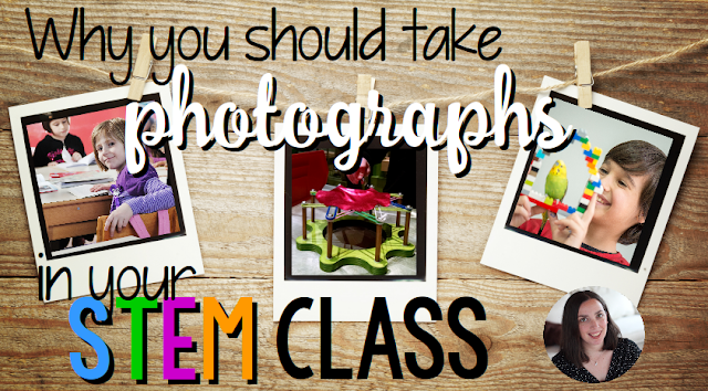 Take photos of the prototypes or of the design process in your STEM classroom. It will make clean up SO much easier, and your students will have a memory of their prototype to share for many years to come. | Meredith Anderson - Momgineer