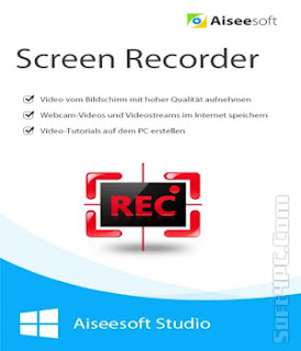 Aiseesoft Screen Recorder Portable