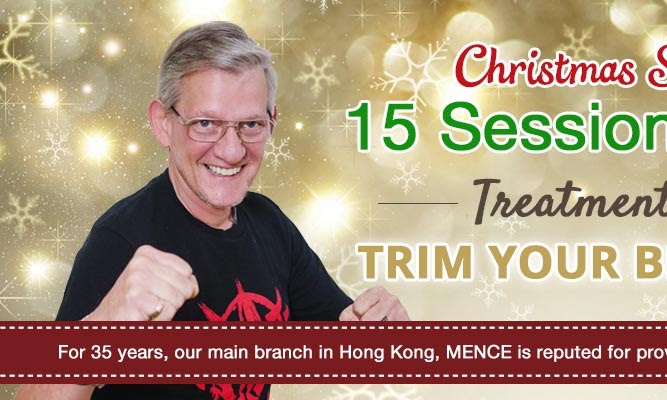 Kris by Mence: Jingle away your fats with their Christmas 2015 Promotion!