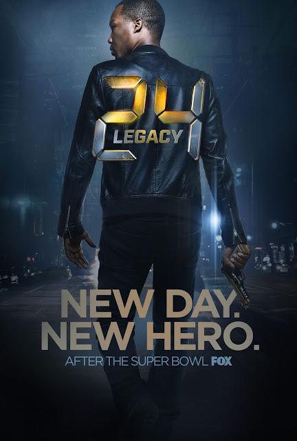 24: Legacy (2017-) ταινιες online seires xrysoi greek subs