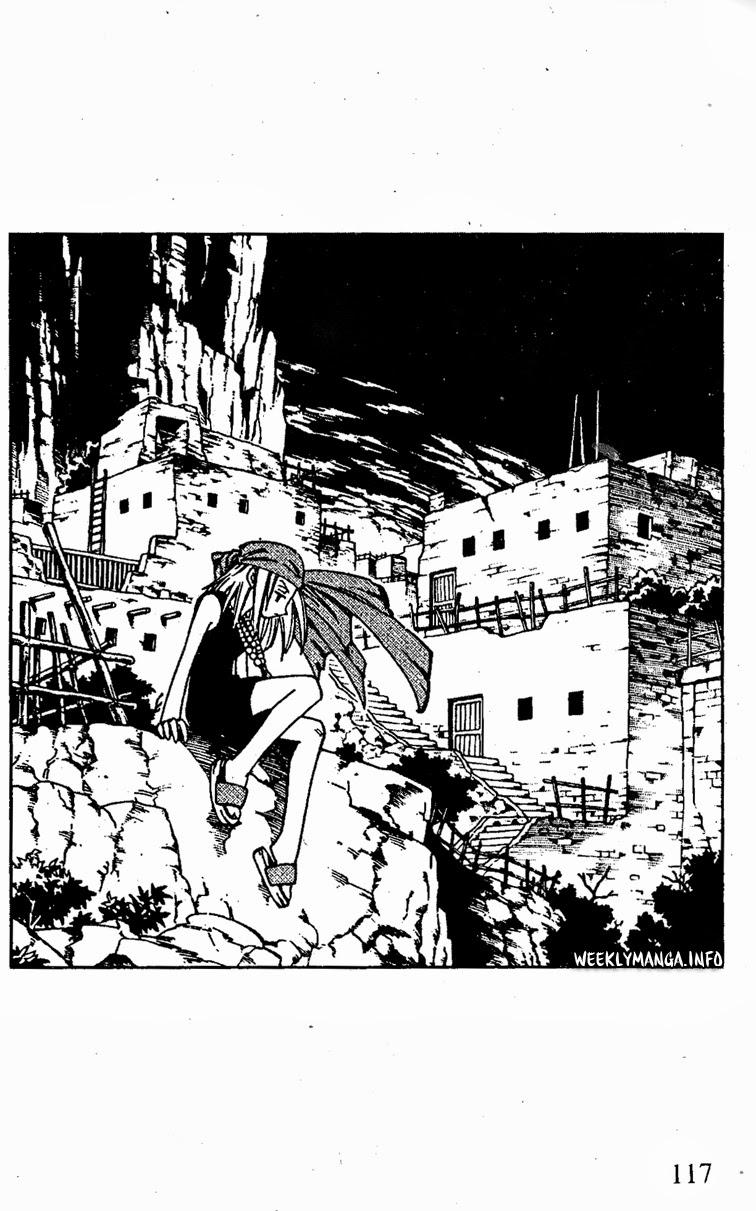Shaman King [Vua pháp thuật] chap 209 trang 11