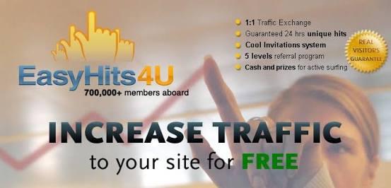 Cara Mendapatkan Dolar EasyHits4u