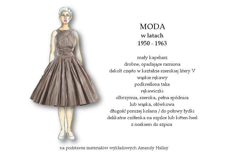 Agnieszka Sajdak-Nowicka karnawał impreza makijaż w stylu lat pięćdziesiątych