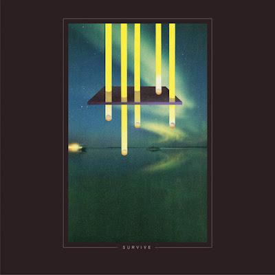 S U R V I V E – RR7349  Relapse Records  2016