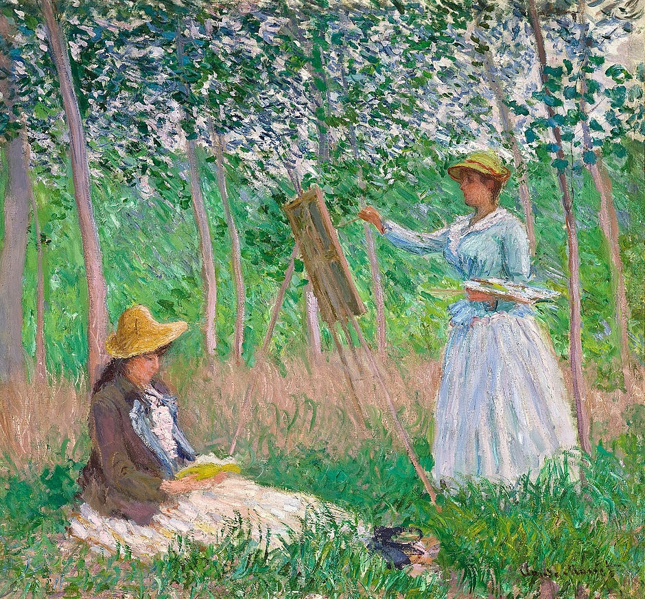 Cocosse Journal The Garden Of Claude Monet Giverny Paintings