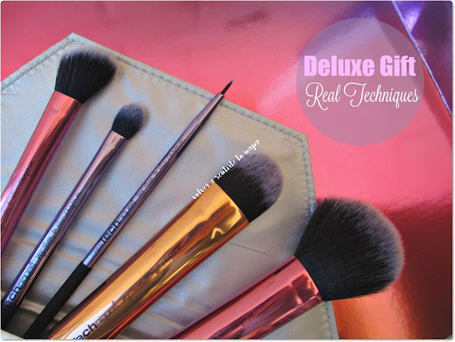 Deluxe Gift Set de Real Techniques