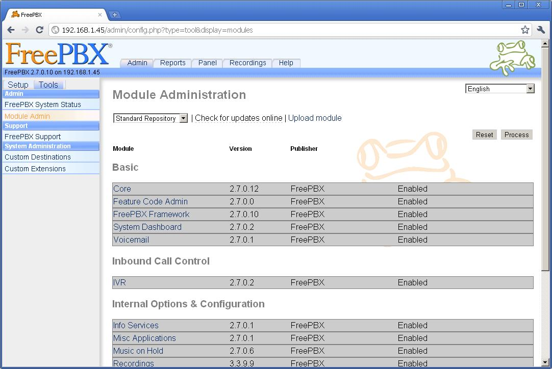 Web Maxtor: Migrate Cisco CUCM SMB to Asterisk proof of concept
