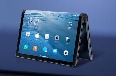 The World's First Folding Smartphone - Royole FlexPia 1