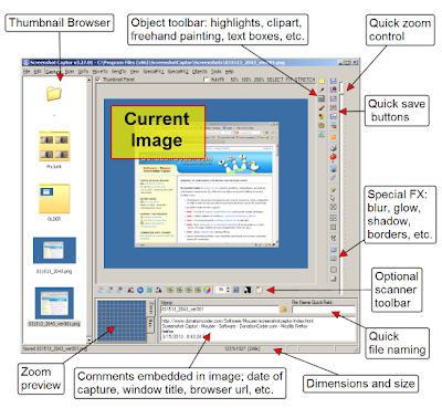 Δωρεάν εφαρμογή δημιουργίας Screenshots