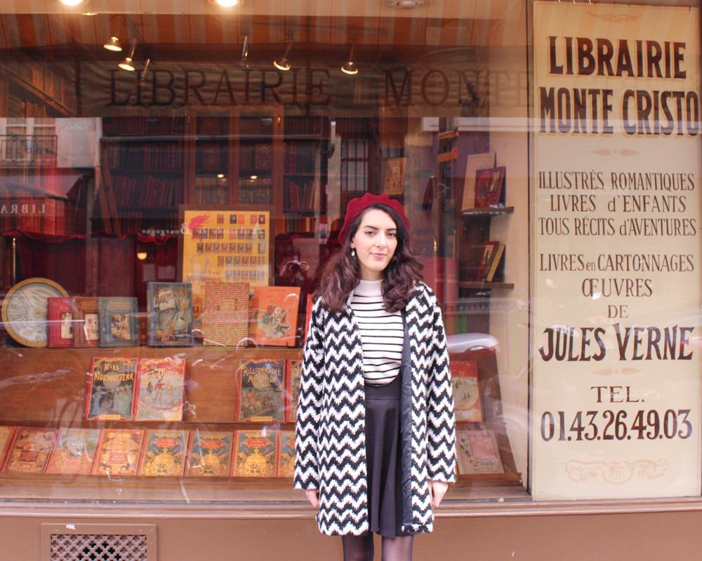 Librairie Monte Cristo