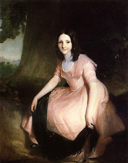 Thomas Sully - Young Girl in Pink