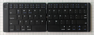 EWIN Foldable Wireless Keyboard
