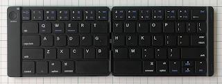 EWIN Foldable Wireless Keyboard