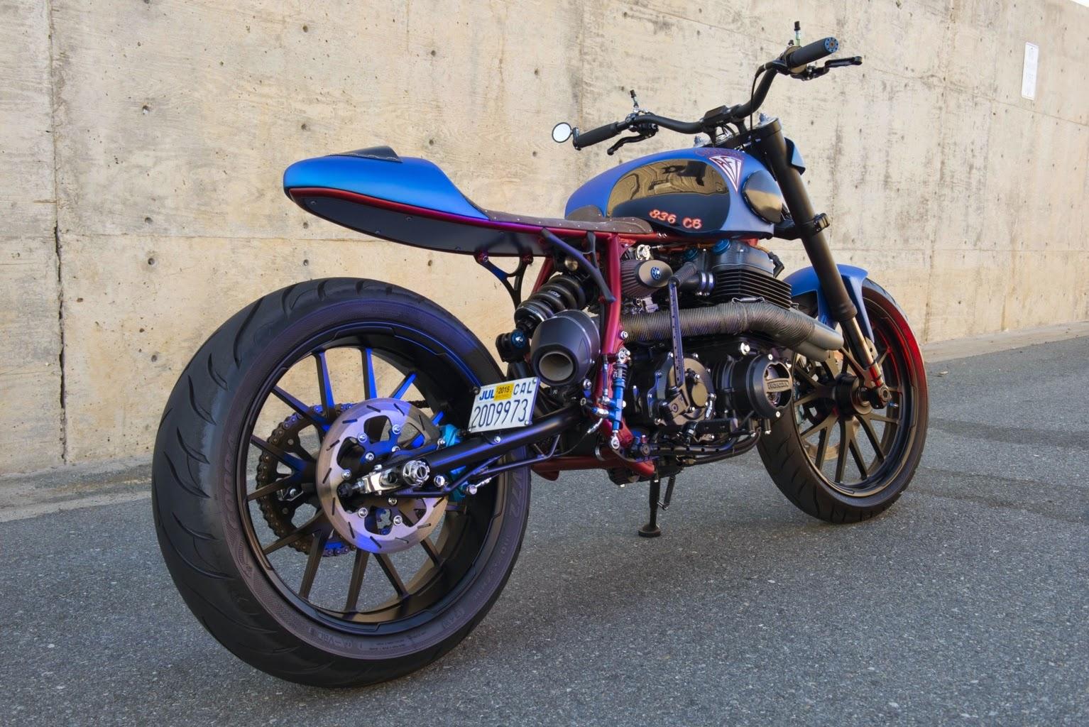AFT Customs VTX 13PS Credere   Honda VTX1300 Custom Motorcycle
