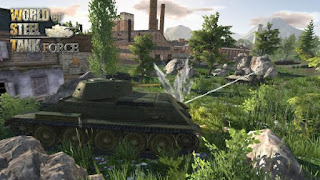 World Of Steel Tank Force 1.0.4 Mod Apk Download Free For Android
