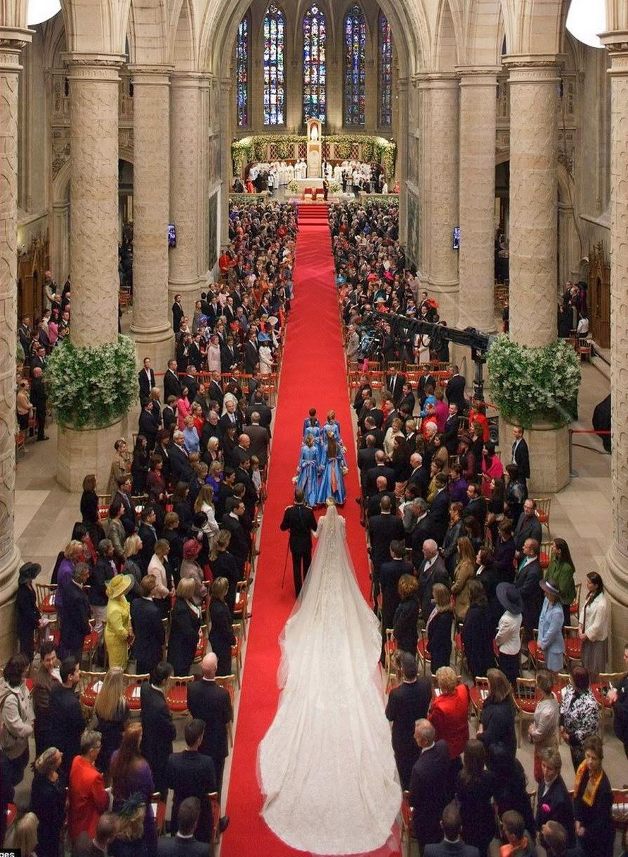 Atualizados+recentemente2889 - Casamento Real - Príncipe Guillaume do Luxemburgo ♥ Condessa Stéphanie de Lannoy