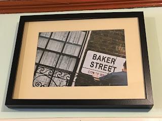 187 North Gower Street → 221B Baker Street