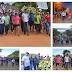 1ª Romaria de Nossa Senhora de Aparecida de Boqueirão supera expectativa e leva multidão durante percurso de 15 KM