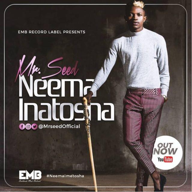 Mr Seed - Neema Inatosha