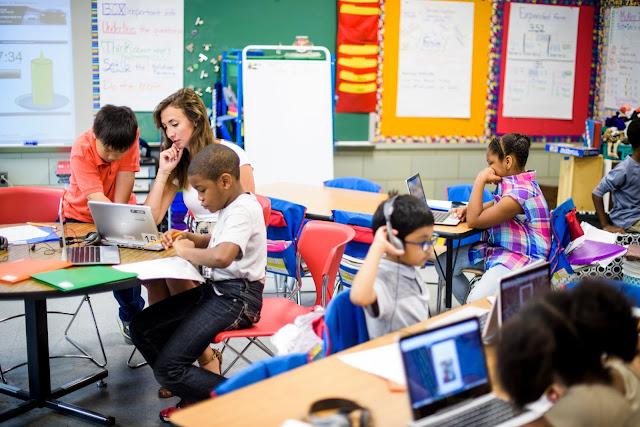 مُستقبل التعليم في الفصول المدرسية بدمج تكنولوجيا المعلومات في التعليم ...