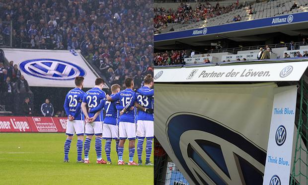Volkswagen deja tirados a Schalke y Munich 1860