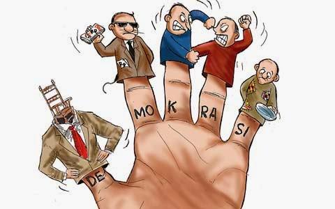 Demokrasi Yang Kebablasan