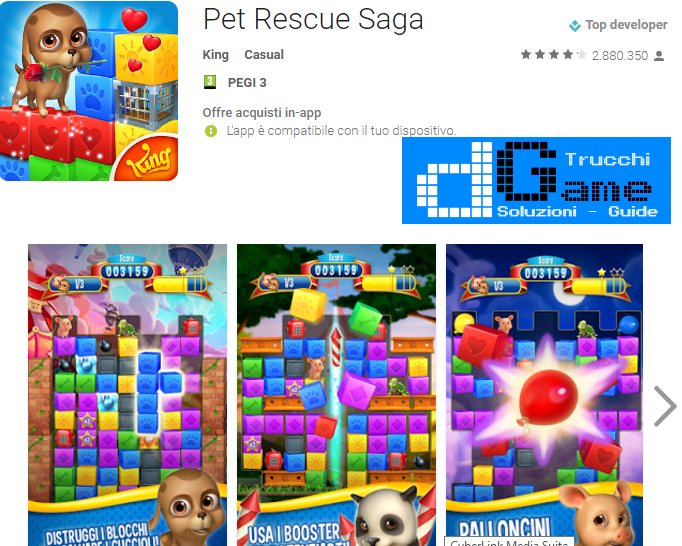 Soluzioni  Pet Rescue Saga livello 1441 1442 1443 1444 1445 1446 1447 1448 1449 1450 | Trucchi e  Walkthrough level